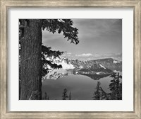 Crater Lake #1 Fine-Art Print