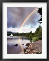 Sailing Under Rainbows, Oregon 97 Fine-Art Print