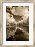 Mirror Of Heaven, Palms Book State Park, Michigan 12 Fine-Art Print