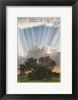 Evening Sunbeams Fine-Art Print