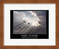 Flying on Sunbeams Fine-Art Print