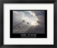 Flying on Sunbeams Fine-Art Print
