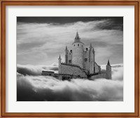 Castle In The Clouds, Segovia, Spain 11 Fine-Art Print