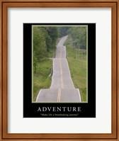 Adventure Motivational Fine-Art Print