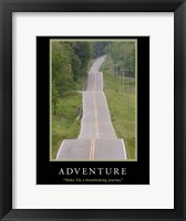 Adventure Motivational Fine-Art Print