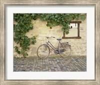 Bicycle, Turckheim, France 99 Fine-Art Print