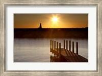 Ludington Sunset, Ludington, Michigan 12 Fine-Art Print