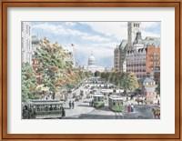 Washington D.C. Gridlock Fine-Art Print