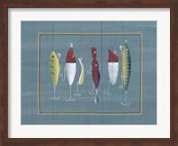 Fishing Hooks 1 Fine-Art Print