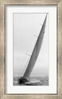 Sailboat Racing, 1934 (Detail) Fine-Art Print