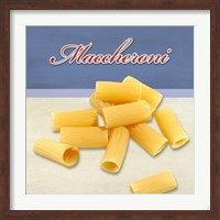 Maccheroni Fine-Art Print