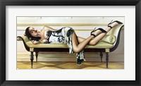 Deco Lady Fine-Art Print