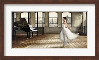 Dim Light Ballerina Fine-Art Print