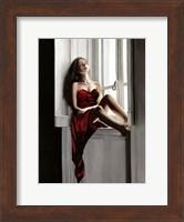 At the Window Fine-Art Print