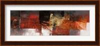 Equilibri in Rosso Fine-Art Print