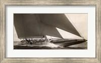 J Class Sailboat, 1934 Fine-Art Print