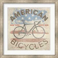 American Bikes Fine-Art Print