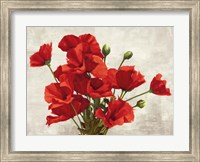 Bouquet of Poppies Fine-Art Print