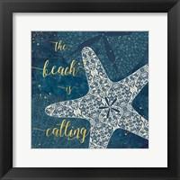 Coastal Lace II Fine-Art Print