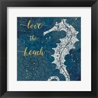 Coastal Lace VII Fine-Art Print