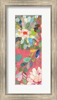 Red and Pink Dahlia V Fine-Art Print