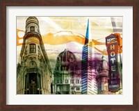 San Francisco Buildings II Fine-Art Print