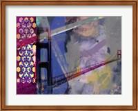 San Francisco Bridge Abstract II Fine-Art Print