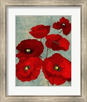 Kindle's Poppies II Fine-Art Print
