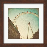 London Sights II Fine-Art Print