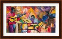 Jazz Trio Fine-Art Print