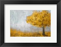 Yellow Eternal Tree Fine-Art Print