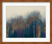 Golden Dusk Woods Fine-Art Print