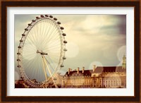 London Ferris Wheel Fine-Art Print