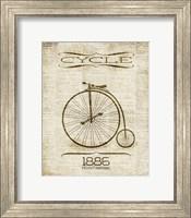 Cycle 1886 Fine-Art Print