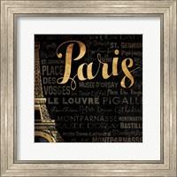 The Left Side of Paris Fine-Art Print