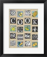 Cook Tiles Fine-Art Print