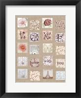 Love Tiles Fine-Art Print