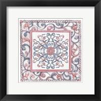 Florentine Rose Quartz & Serenity 2 Fine-Art Print