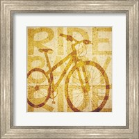 Bike Canvas 1 Fine-Art Print