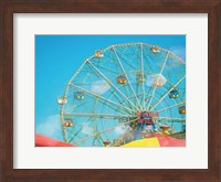 Coney Island Afternoon Fine-Art Print