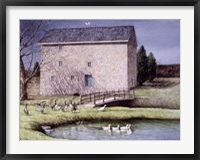 The Washington Weathervane Fine-Art Print