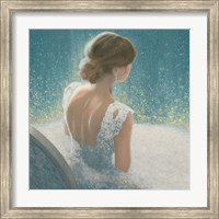Before the Opera Blue Fine-Art Print