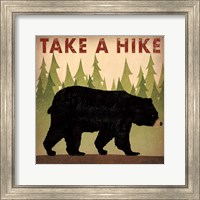 Take a Hike Black Bear Fine-Art Print