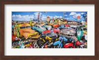 Route 66 Crossroads Fine-Art Print
