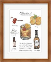 Classic Cocktail - Old Fashioned Fine-Art Print