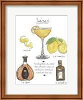 Classic Cocktail - Sidecar Fine-Art Print