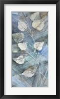 Silver Leaves I Fine-Art Print