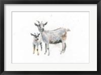 Goat and Kid Fine-Art Print