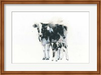 Cow and Calf Fine-Art Print