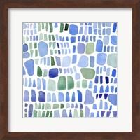 Series Sea Glass No. IV Fine-Art Print